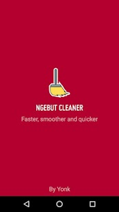 Ngebut Cleaner (Fast, Boost, Clean) - náhled