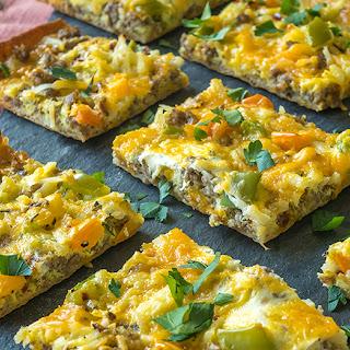 Croissant Breakfast Pizza Recipes