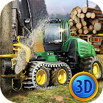Sawmill Driver Simulator 3D 1.06 Mod (Money/Unlocked)