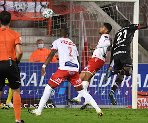 Mouscron s'incline face à Zulte dans un match à oublier