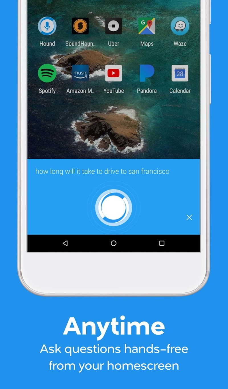 HOUND Voice Search & Mobile Assistant Screenshot 3