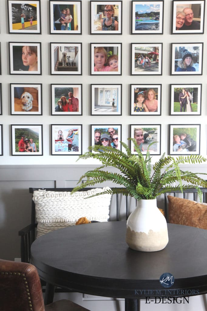 Family Gallery Photos Wall Ideas In Dining Room
