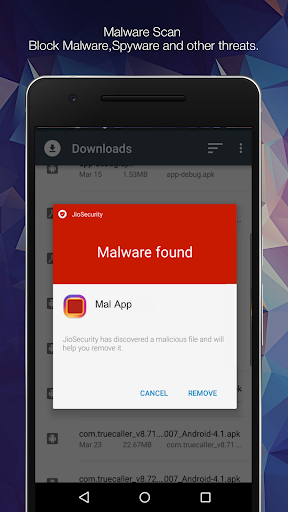 JioSecurity: Malware Scan, Antivirus, App Lock screenshot 2