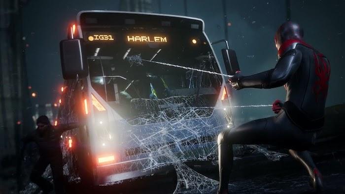 marvel's spider man miles morales スパイダーマン  マイルズ モラレス