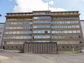 Photo: Ehemalige Kommandozentrale des MfS