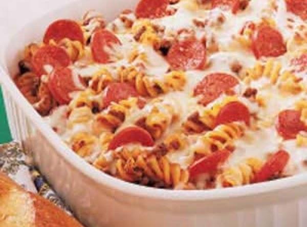 Pizza Pasta Recipe