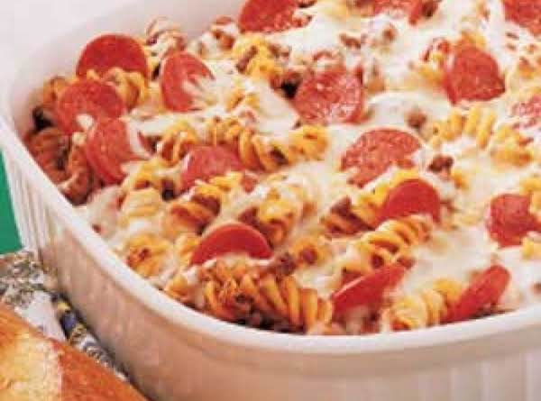 Pizza Pasta Recipe