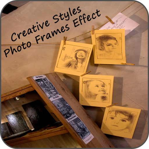 Creative Style Frames Effect