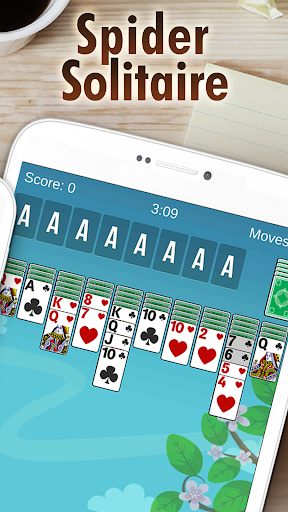 Solitaire Bliss Collection android2mod screenshots 2