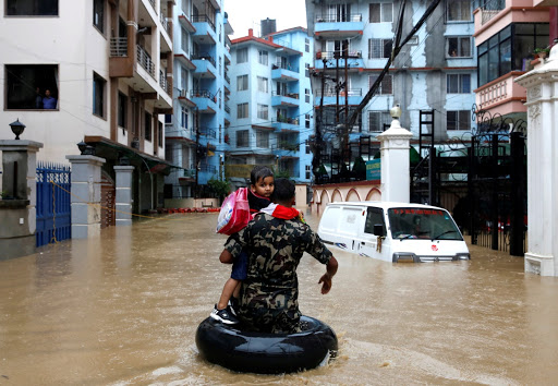 Monsoon rains and landslides kill 15 in Nepal