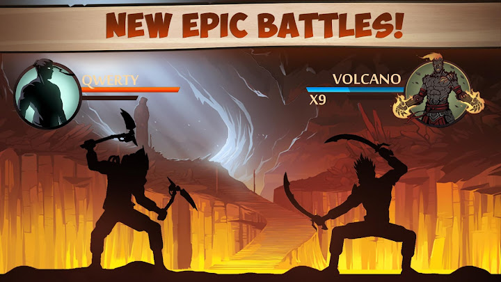 Shadow Fight 2 Android App Screenshot