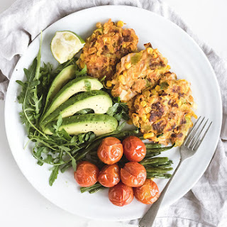 Sweetcorn Fritters No Eggs Recipes.