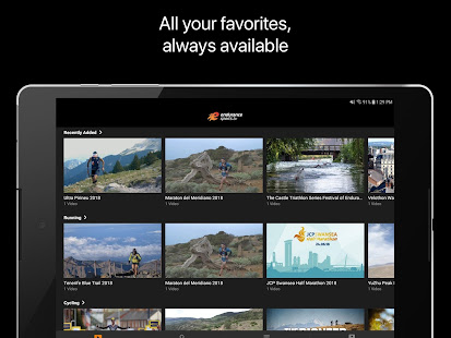 endurance sports TV for PC-Windows 7,8,10 and Mac apk screenshot 13