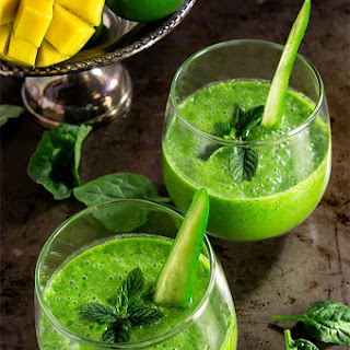 Skinny Green Smoothie Recipe