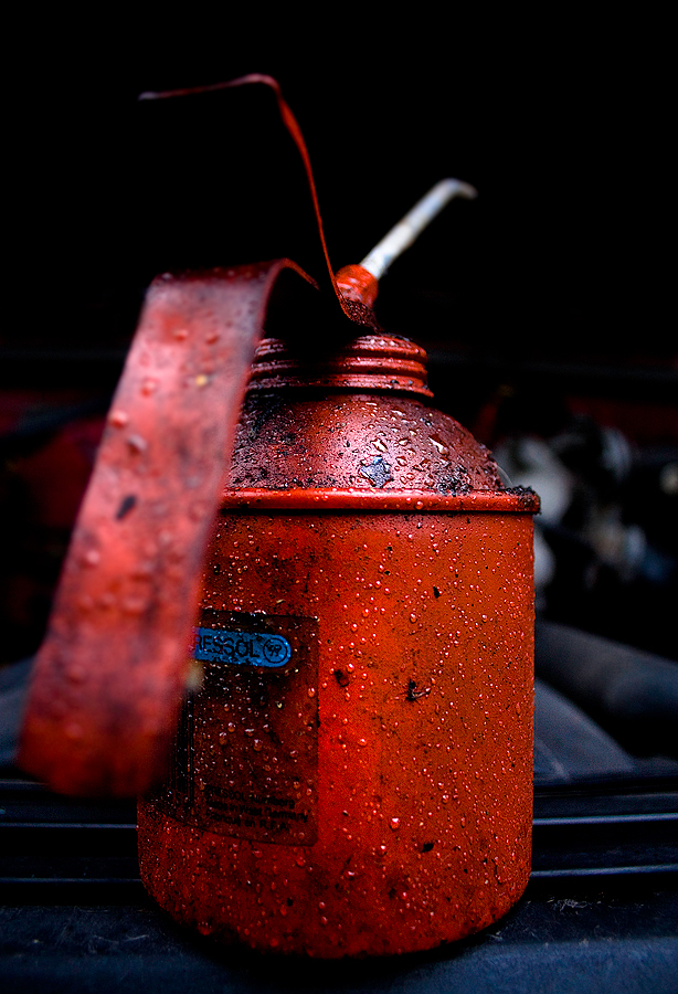 oilcan by Marie Gillander - Artistic Objects Other Objects ( pwccans )
