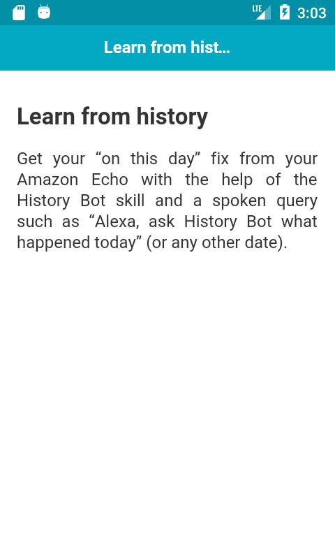 Best Amazon Alexa Skills Android 3