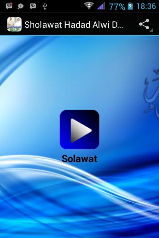 Sholawat Hadad Alwi Dan Sulis