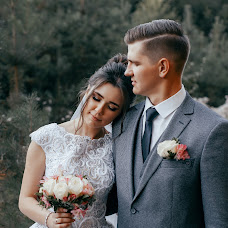 Wedding photographer Aleksandra Nikolaeva (AlexandraArt). Photo of 19.10.2018
