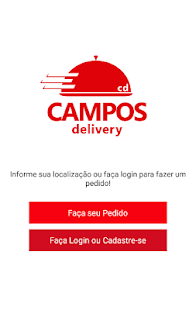 Campos Delivery for PC-Windows 7,8,10 and Mac apk screenshot 1