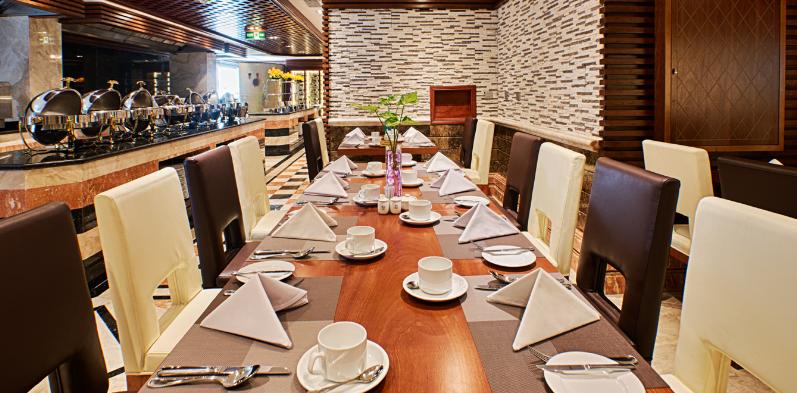 Nhà hàng ẩm thực Việt với kiến trúc Pháp La Maison Deli