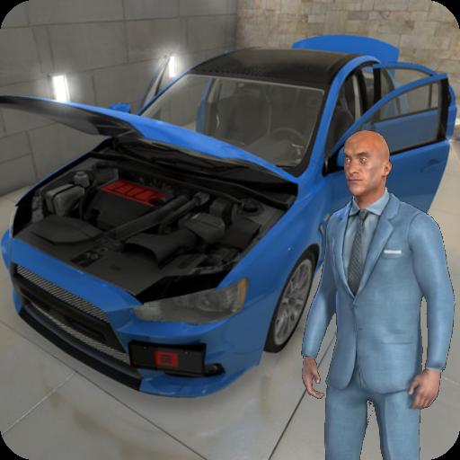 模擬App|EVO走行交通シミュレータ LOGO-3C達人阿輝的APP