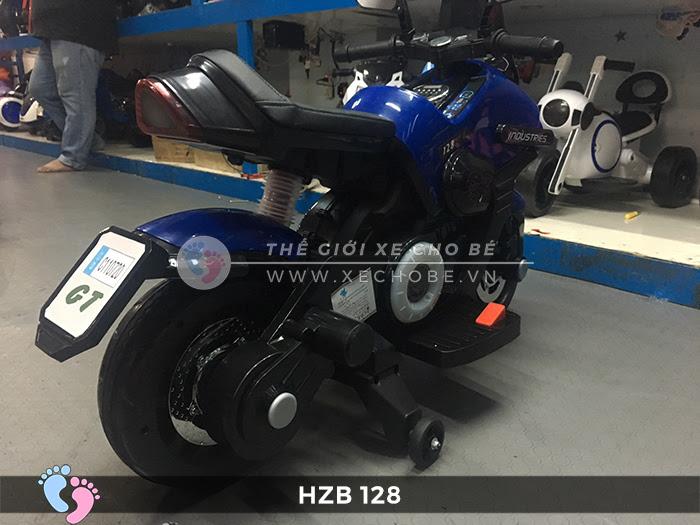 Xe máy điện cho bé HZB-128 GT 9