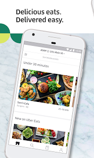 Uber Eats: Local Food Delivery- screenshot thumbnail