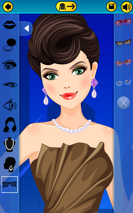 Makeup Salon Games Dress Up Stylish Princess Android Apps On - Games for hairstyle and dress up