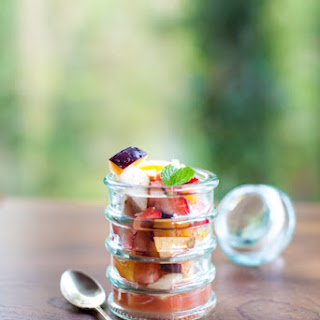 The Very Hungry Caterpillar Fruit Salad.