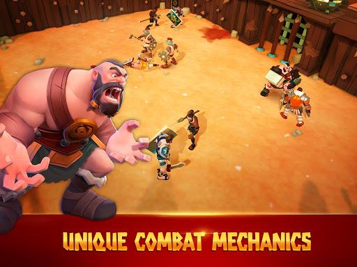 Gladiator Heroes: Clan War Games 2.3.3 screenshots 8