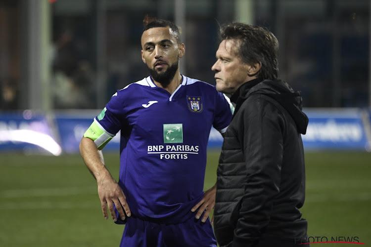 Un problème qui refait surface: Anderlecht sans véritable attaquant pour le topper