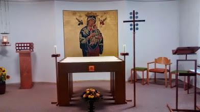 Photo: Tiefenthal - Det lille kapel