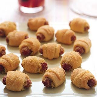 Mini Corn Dogs.