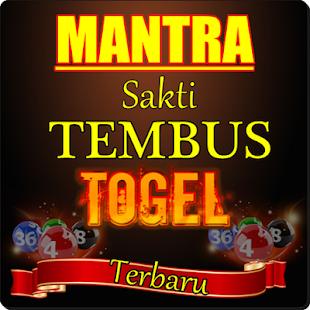 MANTRA SAKTI TEMBUS TOGEL DIJAMIN AMPUH & TERBARU - náhled