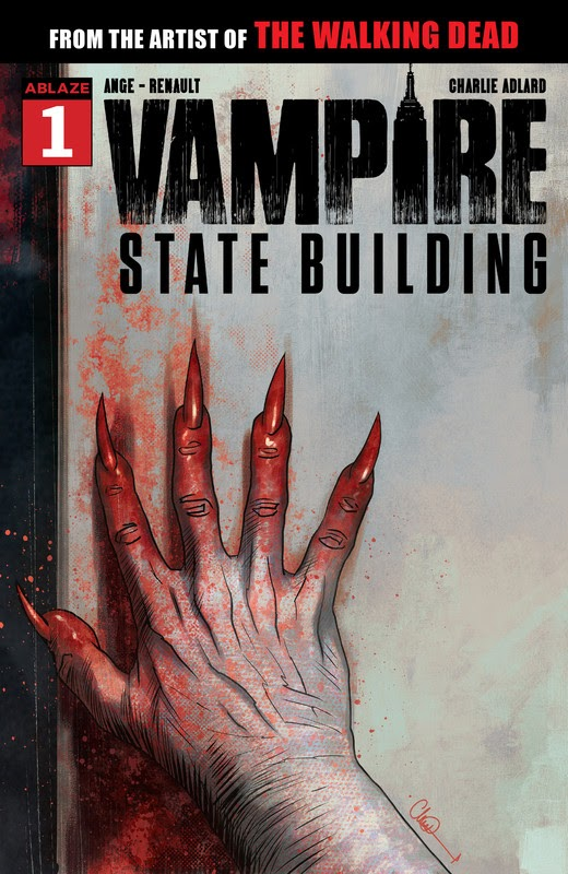 Vampire State Building (2019) - complete