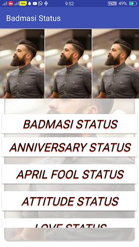 Download Badamashi Status APK latest version App by Lumt for