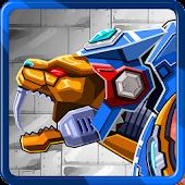 Toy Robot War:Robot Lion King