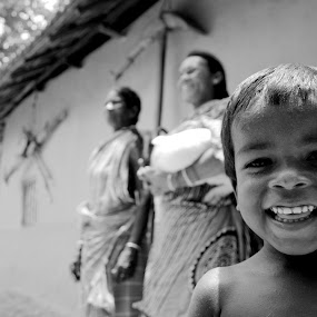 The Million Dollar Smile by Souvik Rodricks - People Street & Candids