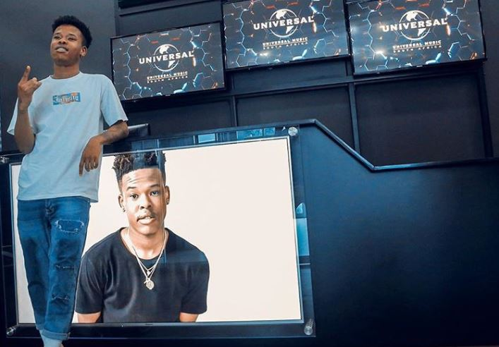 Nasty C has joined Universal Music.