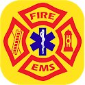 Fire & EMS Scanner USA - Live icon