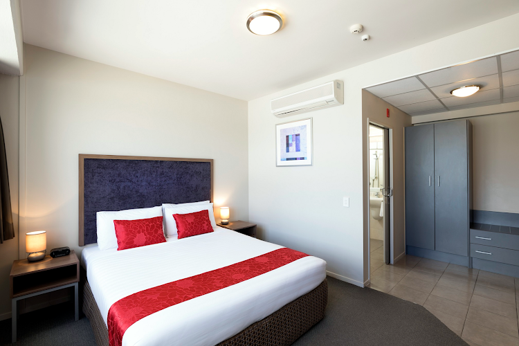 Bedroom at Quest Palmerston North