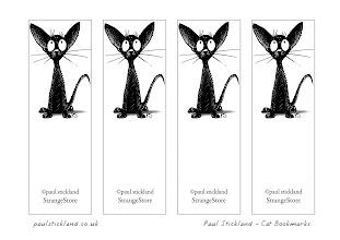 Photo: paul stickland strangestore cat