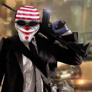 City Crime Bank Robbery for PC and MAC