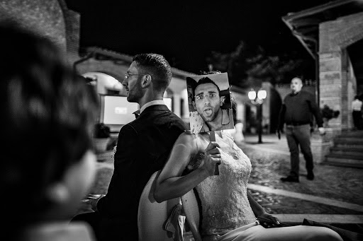 Wedding photographer Leonardo Scarriglia (leonardoscarrig). Photo of 21.01.2019
