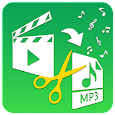 Video to MP3 Converter, RINGTONE Maker, MP3 Cutter