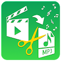 Video to MP3 Converter, Cutter icon