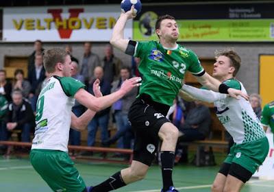 Les finales de la Coupe de Belgique de handball ont rendu leur verdict