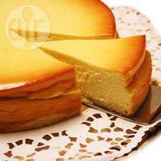 Cheesecake New York Recipe