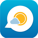 Weather Forecast, Radar & Widget - Morecast icon