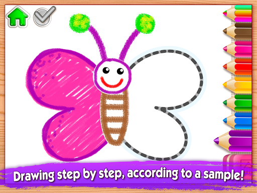 123 Drawud83cudfa8 Toddler counting for kids Drawing games 1.0.2.5 screenshots 9